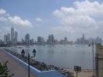 Die Skyline von Panama